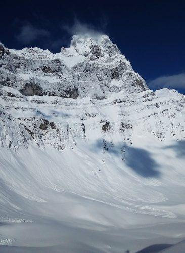 Howse Peak Banff National Park
