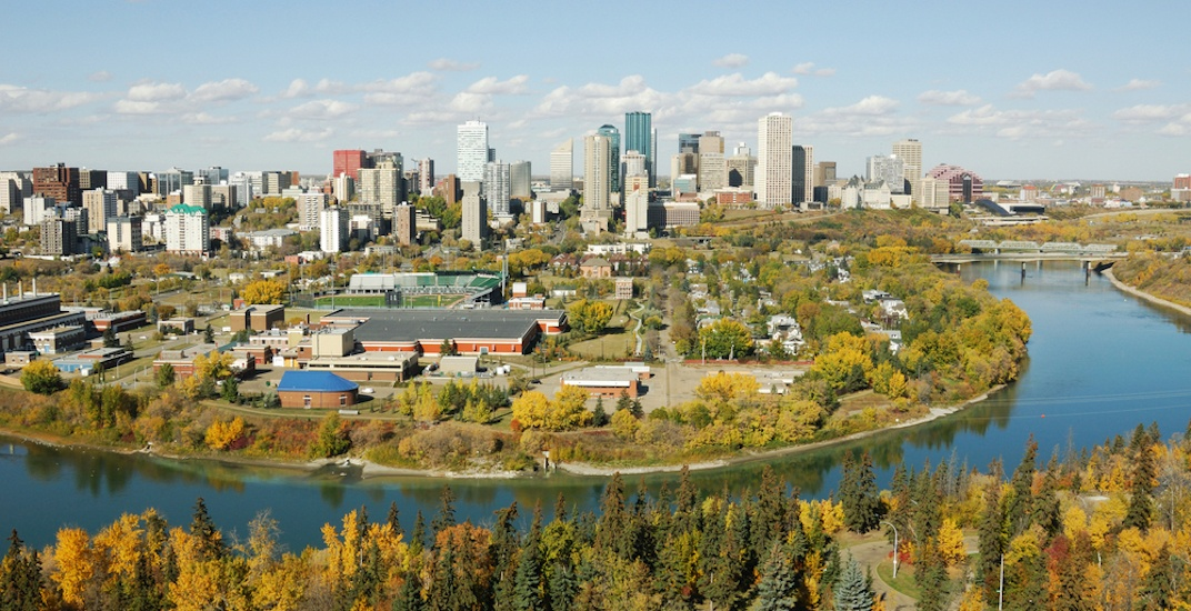 "Edmonton gets an ""A"" in tackling climate change: report"