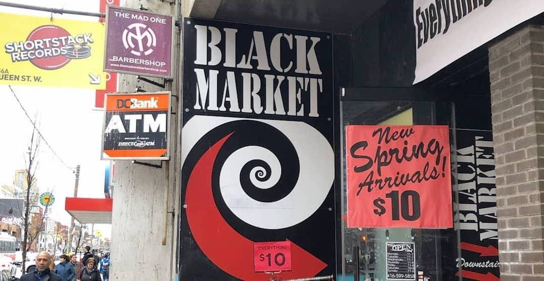 Black Market is having a massive closing sale and everything is $5 or less