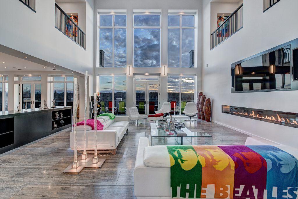 Calgary mansion