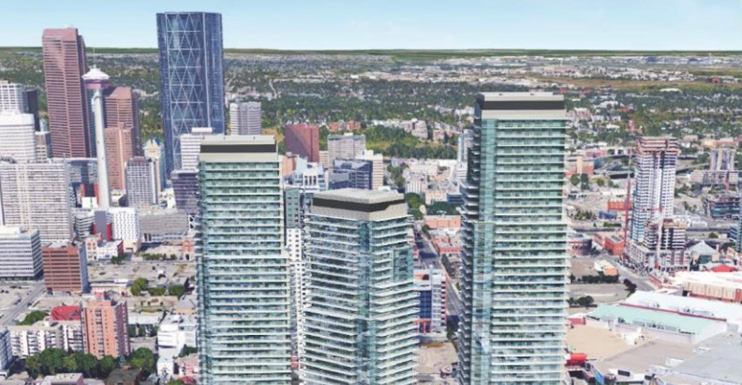 Massive Redevelopment Includes Calgary S Tallest