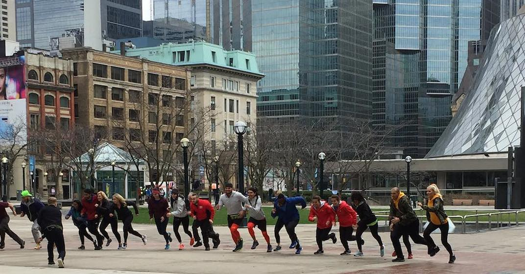 Amazing Race Canada spotted filming in downtown Toronto (PHOTOS)