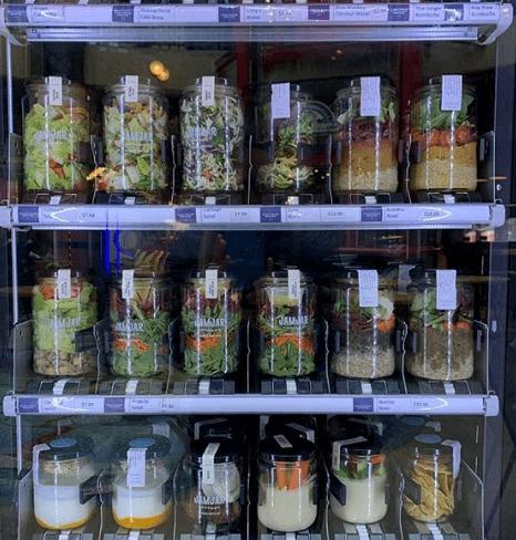 Larry's Vending Machine