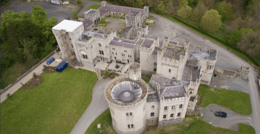 You can live in this real Game of Thrones castle in Northern Ireland