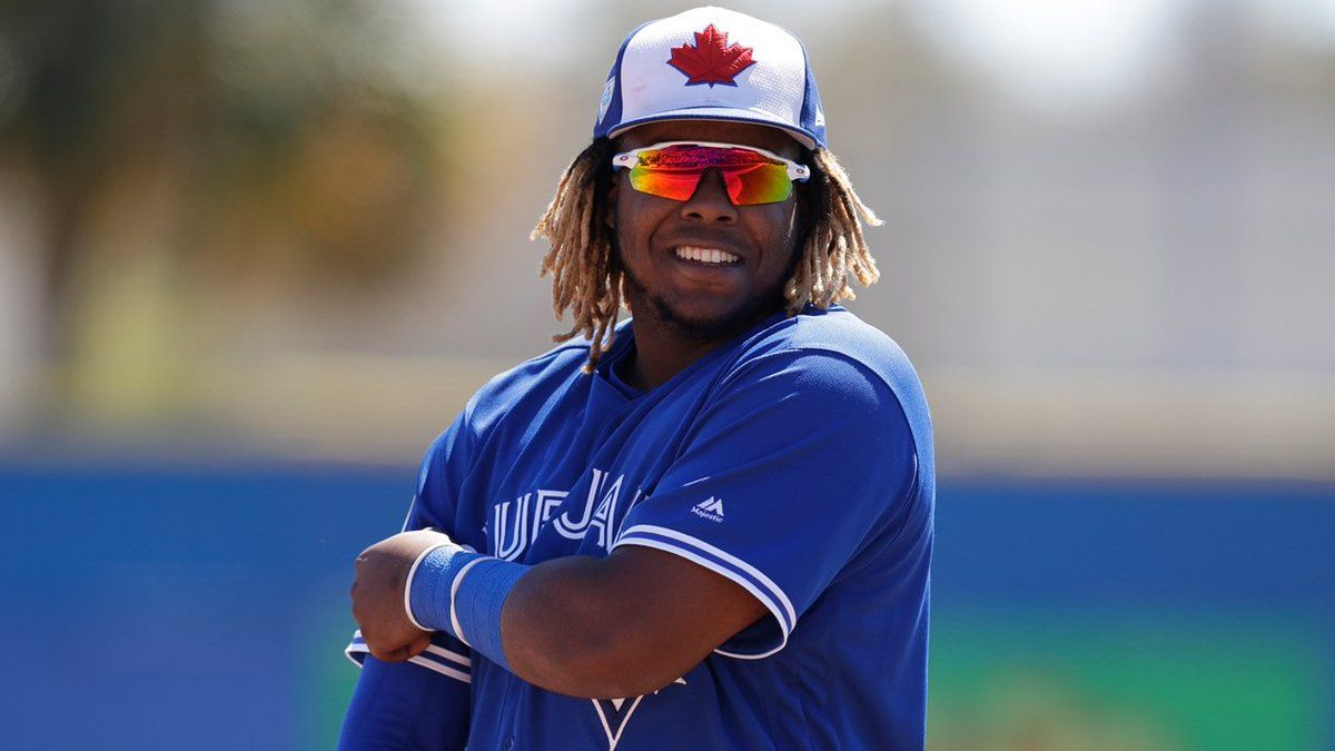 The future is here: Blue Jays call up Vladimir Guerrero Jr.