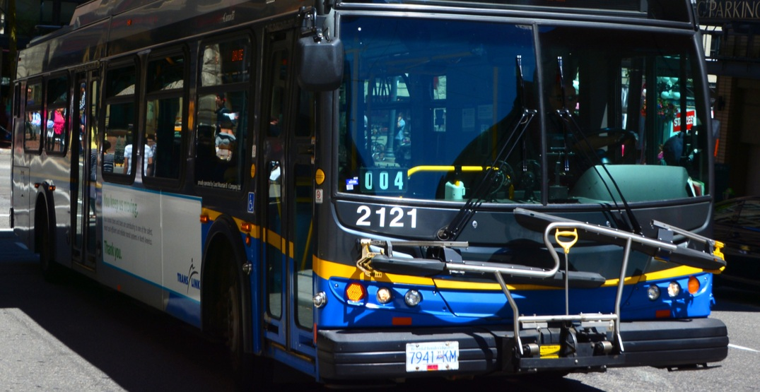 Man arrested after assaulting Vancouver bus driver in 'unprovoked' attack