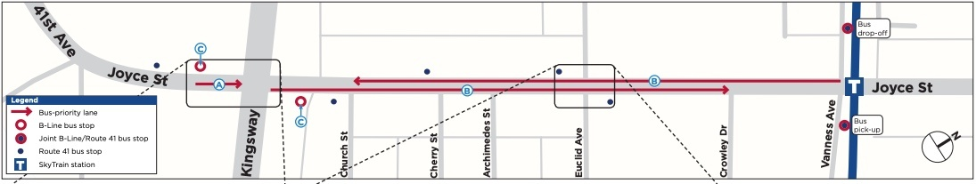 41st Avenue B-Line