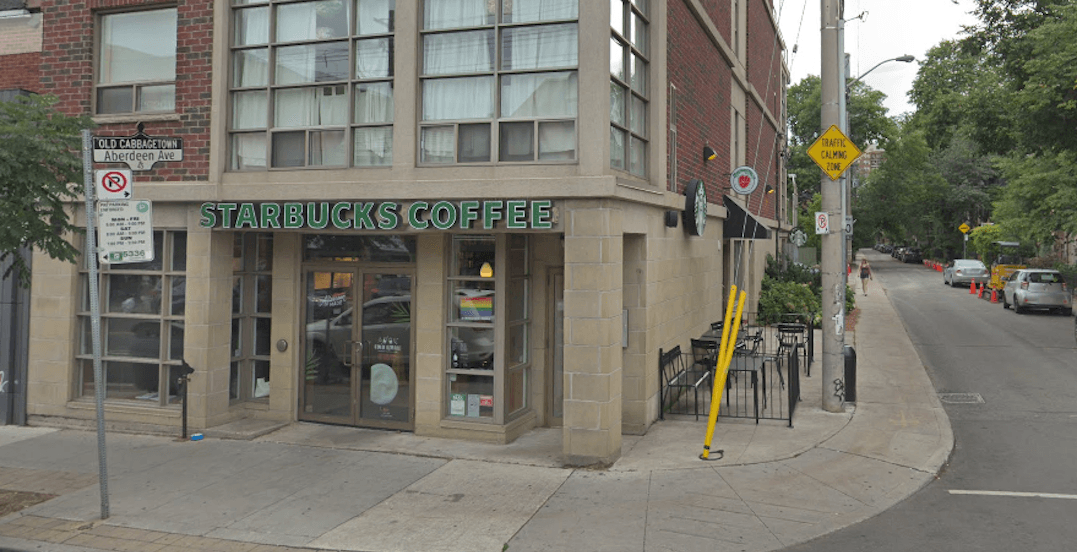 Cabbagetown's only Starbucks is closing its doors today