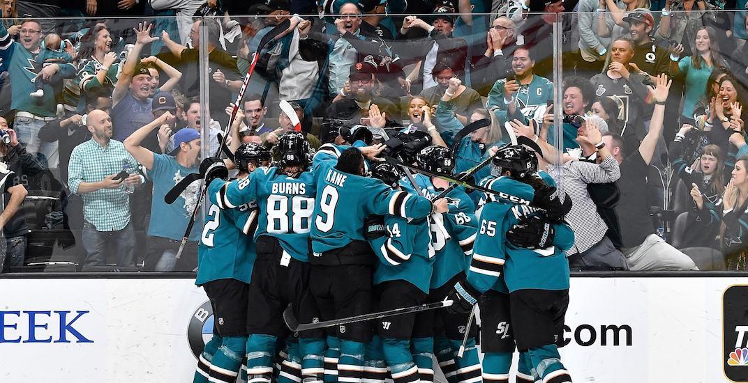 Sharks ot win