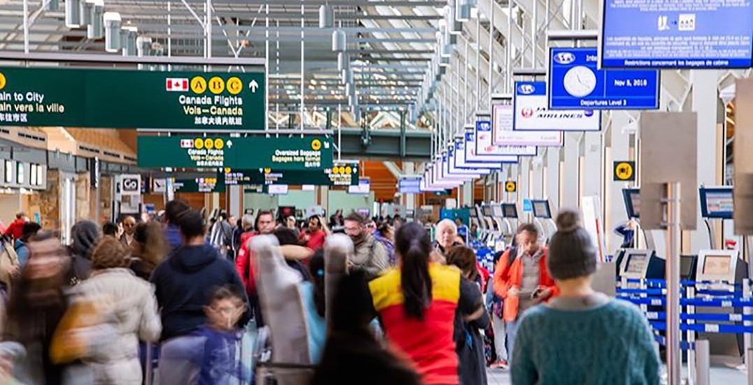 YVR will be Canada's first airport to use NEXUS facial recognition technology
