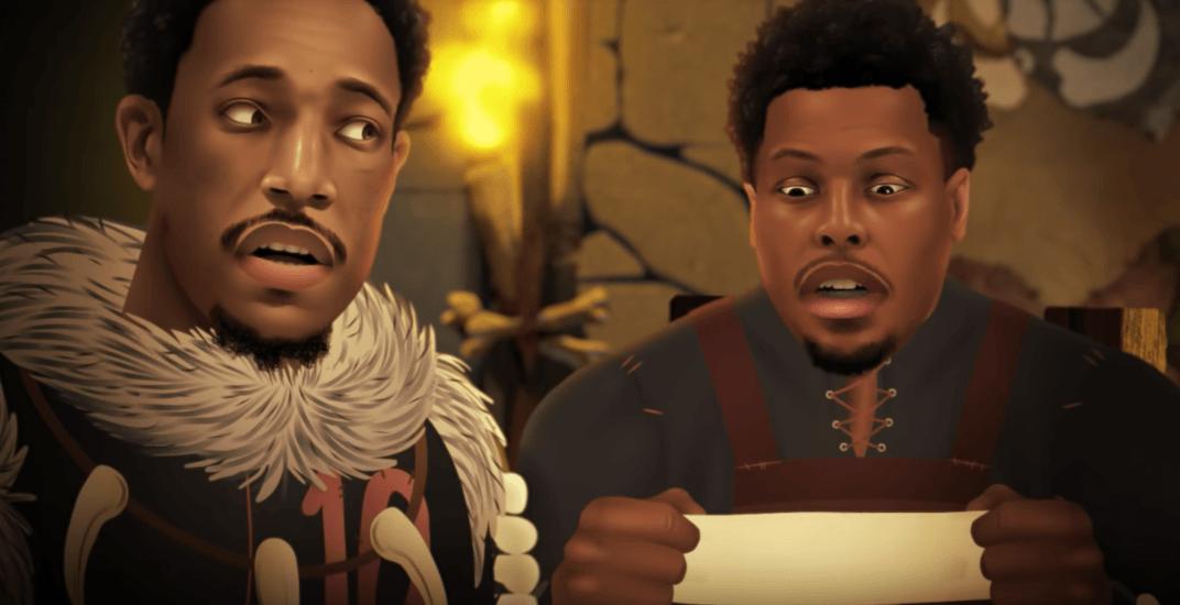 Hilarious Raptors Game of Thrones parody video revisits DeRozan trade