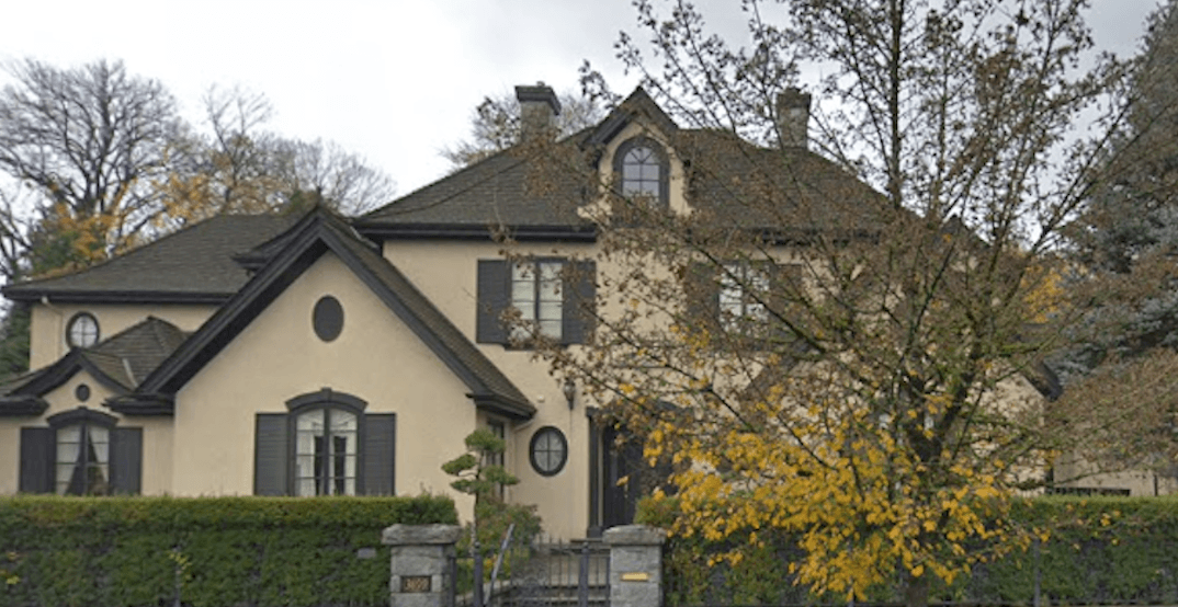 Court rules seller wasn't required to disclose murder at Vancouver mansion