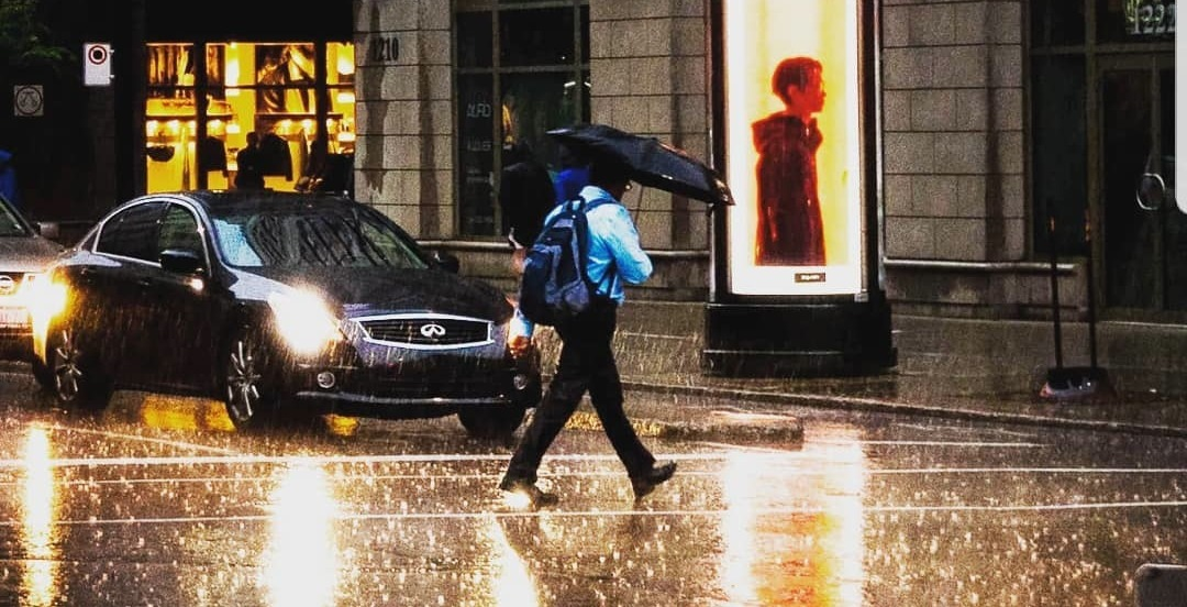 Montreal could be hit with up to 60 mm of rain this weekend