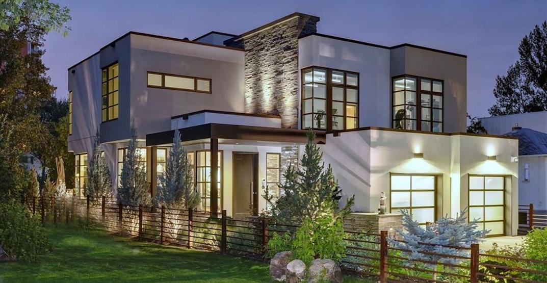 A look inside: Masterpiece Calgary mansion going for $4.5M (PHOTOS)