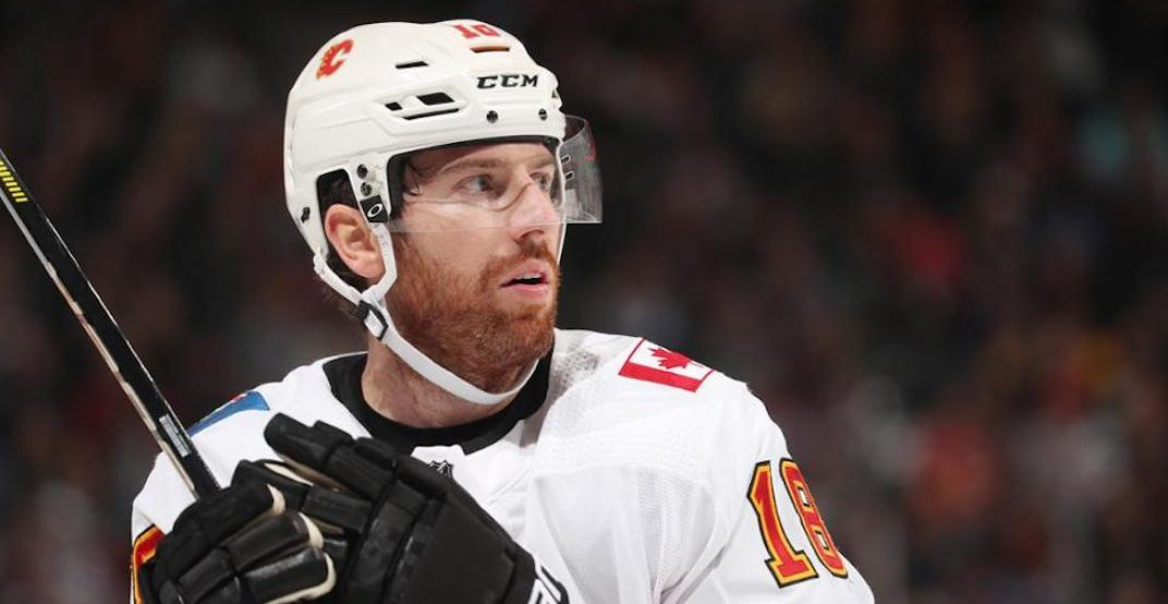 Flames have 4 options concerning James Neal's future in Calgary