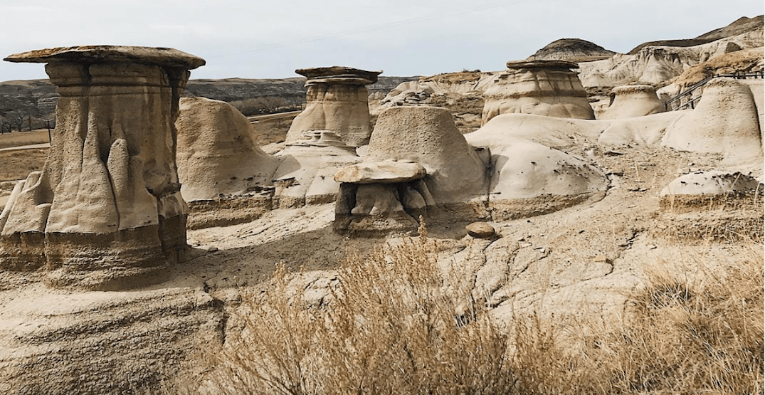 Awesome Alberta: Go on a day hike of the Drumheller hoodoos