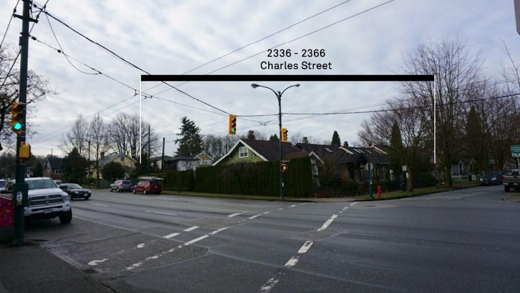2336-2366 Charles Street, Vancouver
