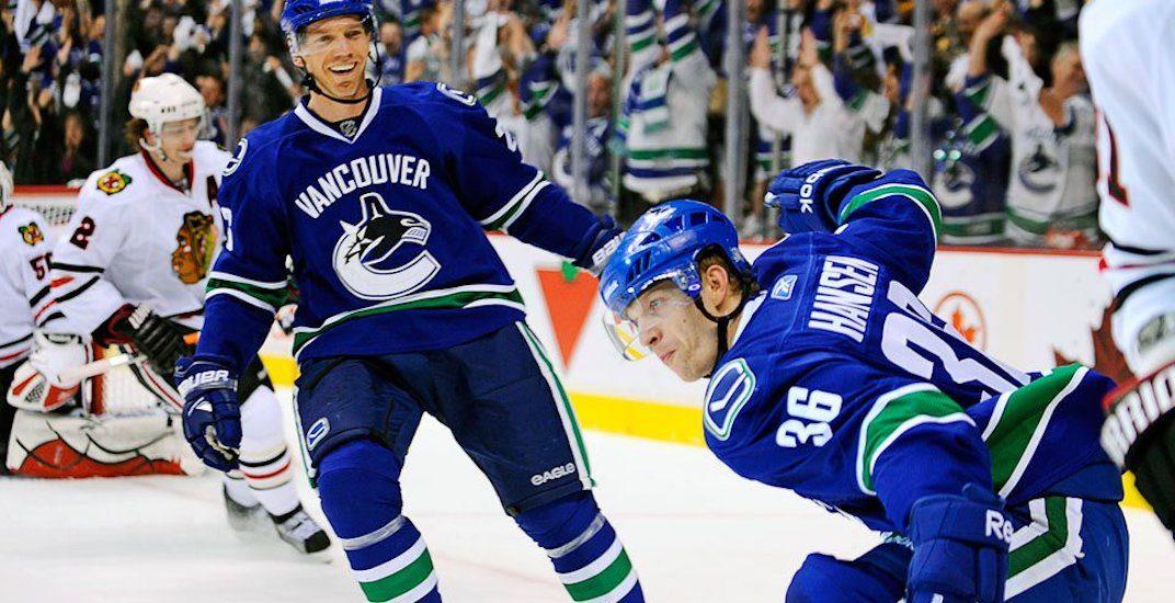 Former Canucks forward Jannik Hansen retires from pro hockey: report