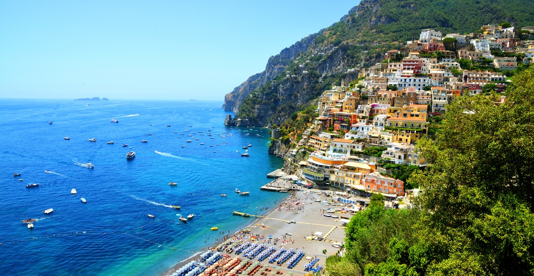 Positano may be the most picture-perfect place on Planet Earth