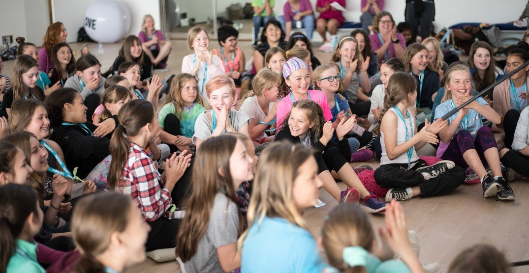 Who run the world: G Day uplifts and empowers girls in Metro Vancouver
