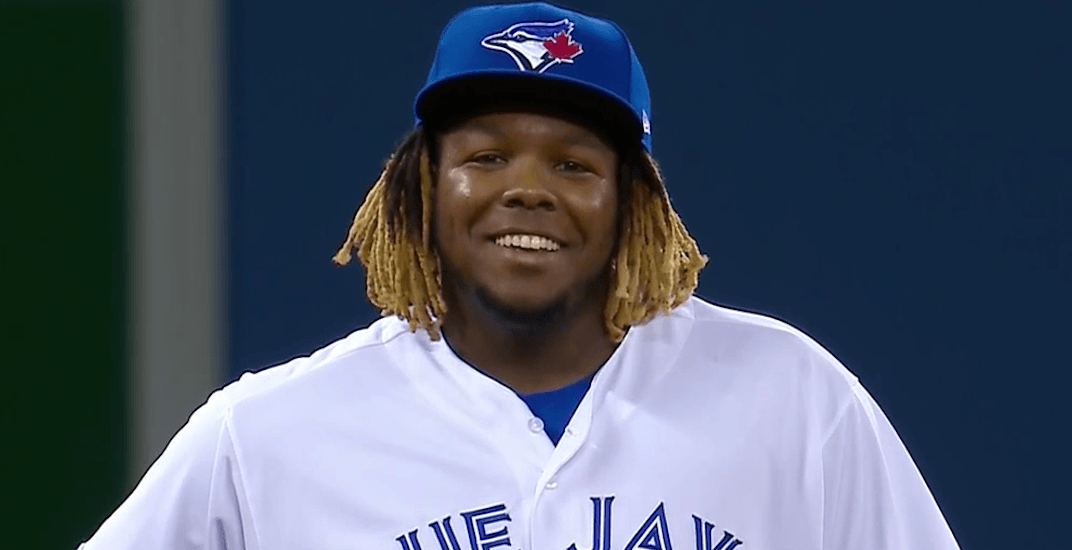 Guerrero jr blue jays