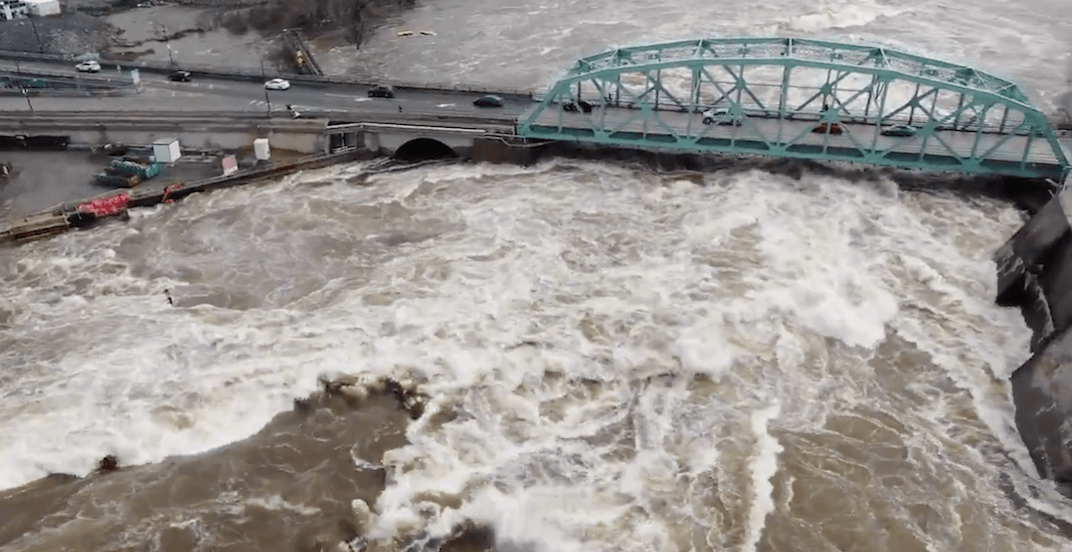 Photos and videos capture intense weekend of flooding in Ottawa