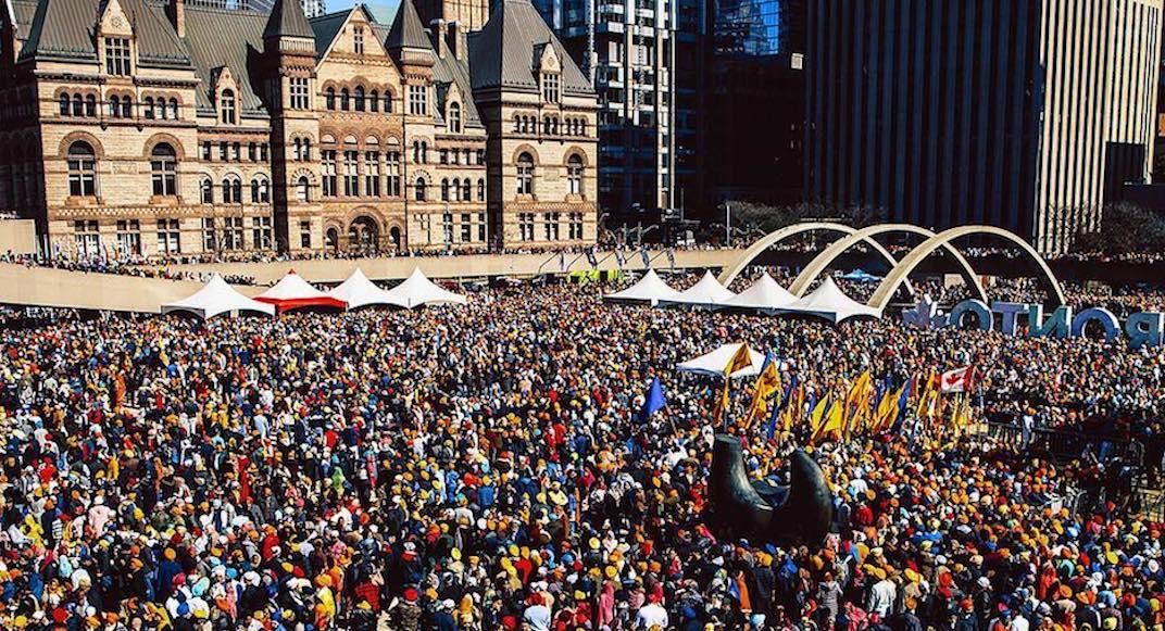 Toronto Vaisakhi Parade draws massive crowds (PHOTOS)