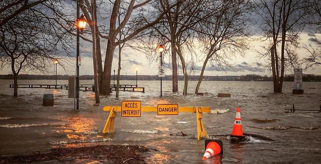 21 shots of the devastating flooding across Quebec (PHOTOS)