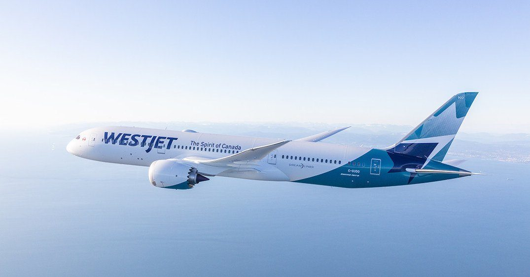 Toronto-based Onex Corporation buys WestJet for $5 billion