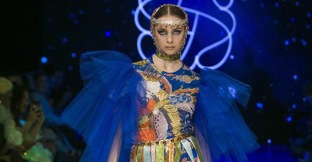 An experimental fashion and arts show hit Dundas East over the weekend (PHOTOS)