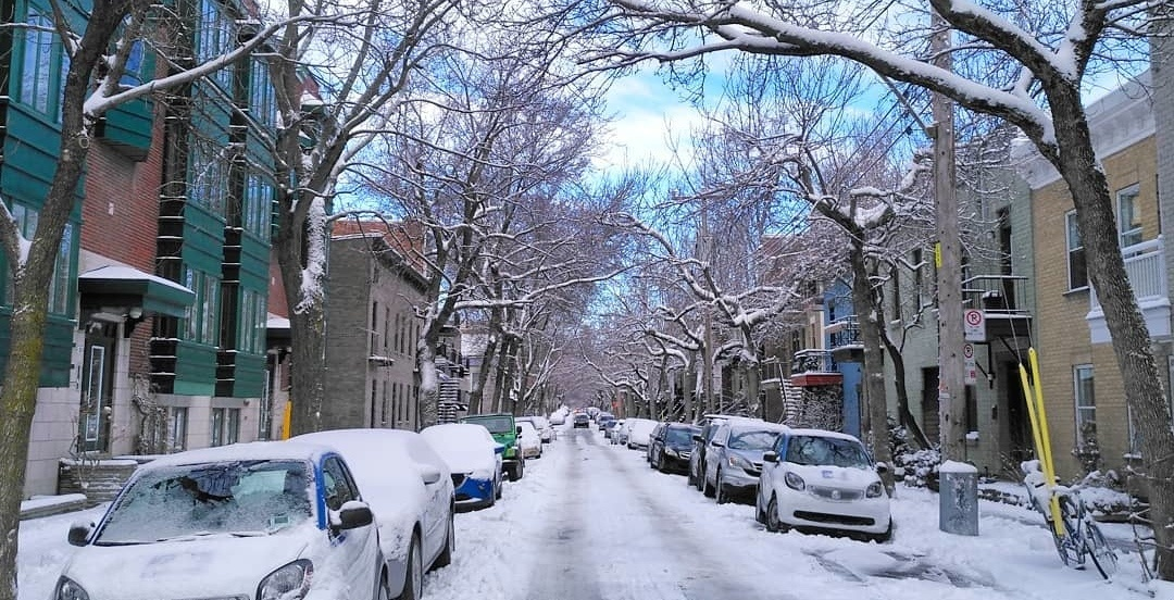 There's a chance of flurries in Montreal's forecast this week