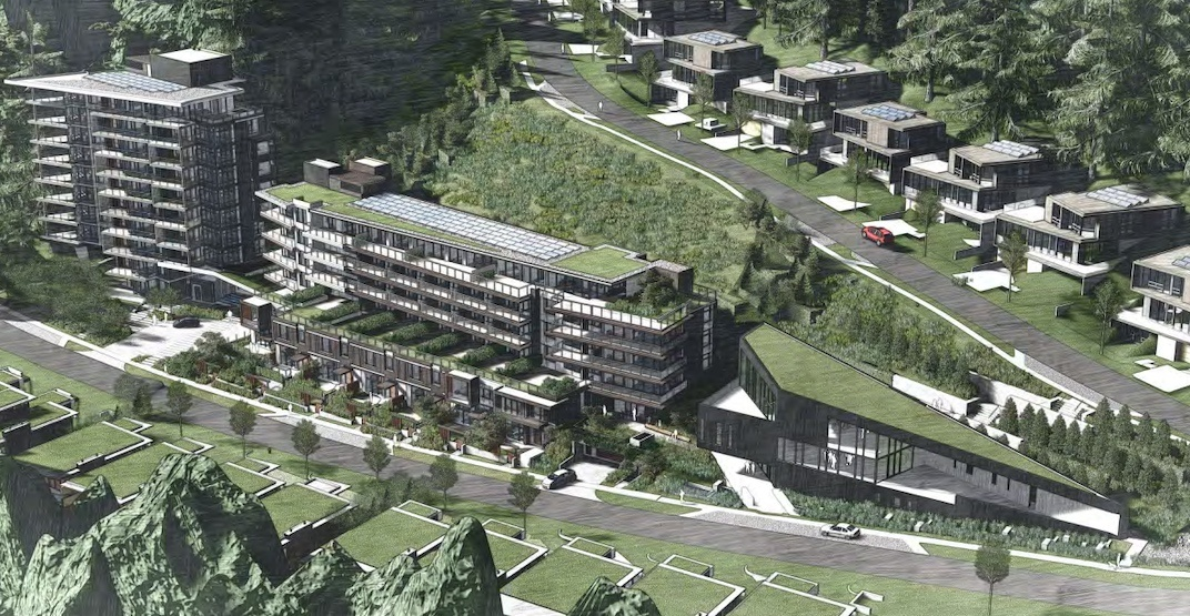 West Vancouver approves new luxury condos near Cypress Bowl Road
