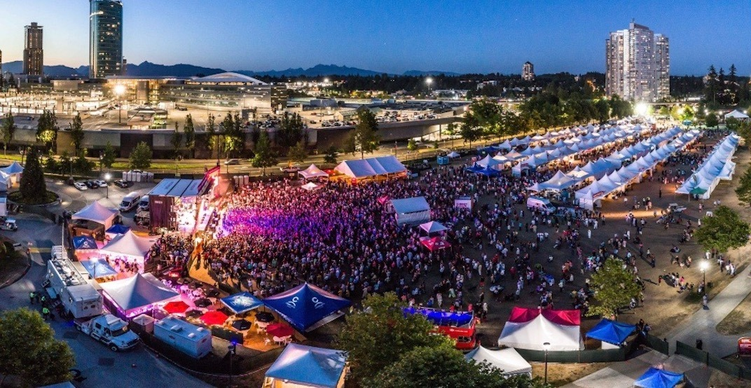 Surrey Fusion Festival returns for massive FREE two-day event this July