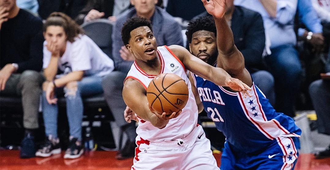 Raptors comeback falls short in Game 2 loss to 76ers
