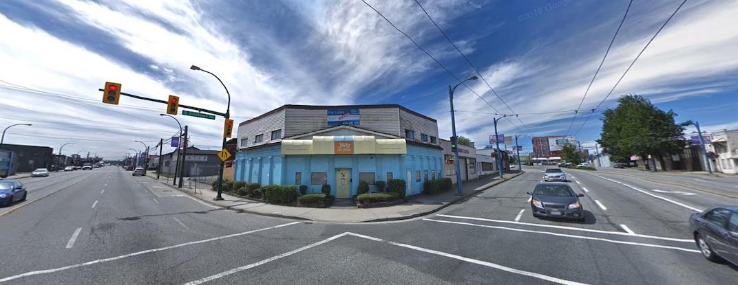 1220-1298 East Hastings Street Vancouver