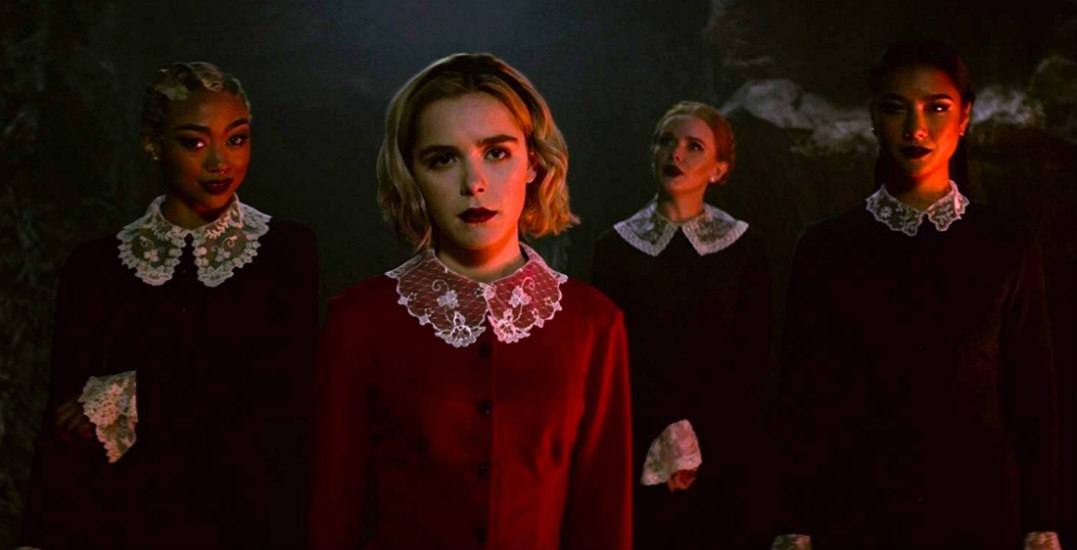 Chilling Adventures of Sabrina makeup artist explains the show's character looks