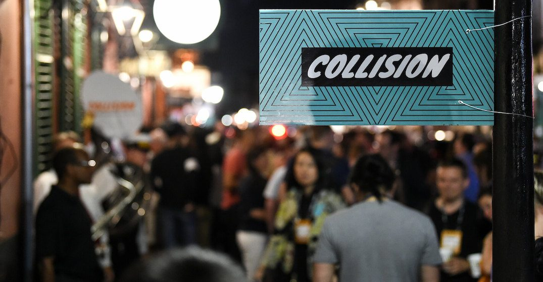 Toronto's inaugural Collision Conference is now 7x larger than last year's US event