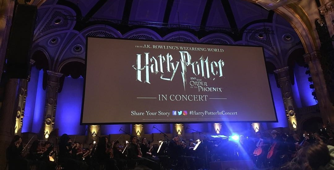 A live Harry Potter concert is coming to Montreal on May 24 and 25