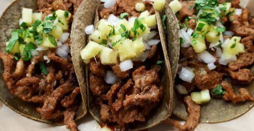 Eastbound taco dinner