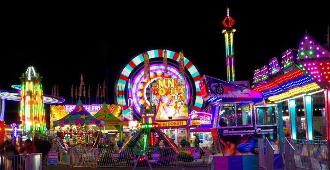 A massive 12-day carnival is coming to Metro Vancouver this week