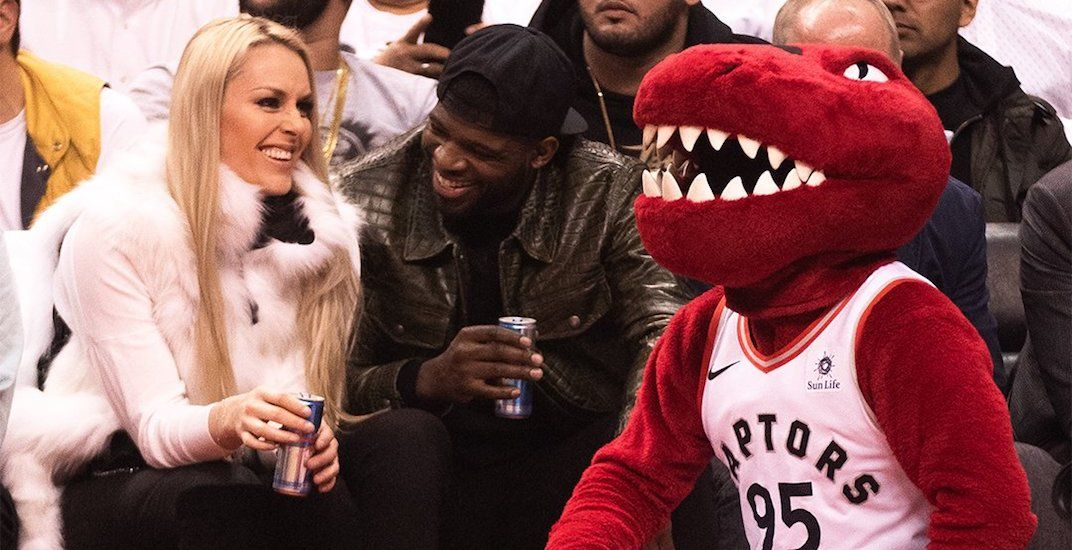 All the celebrities spotted at recent Raptors playoff games (PHOTOS)