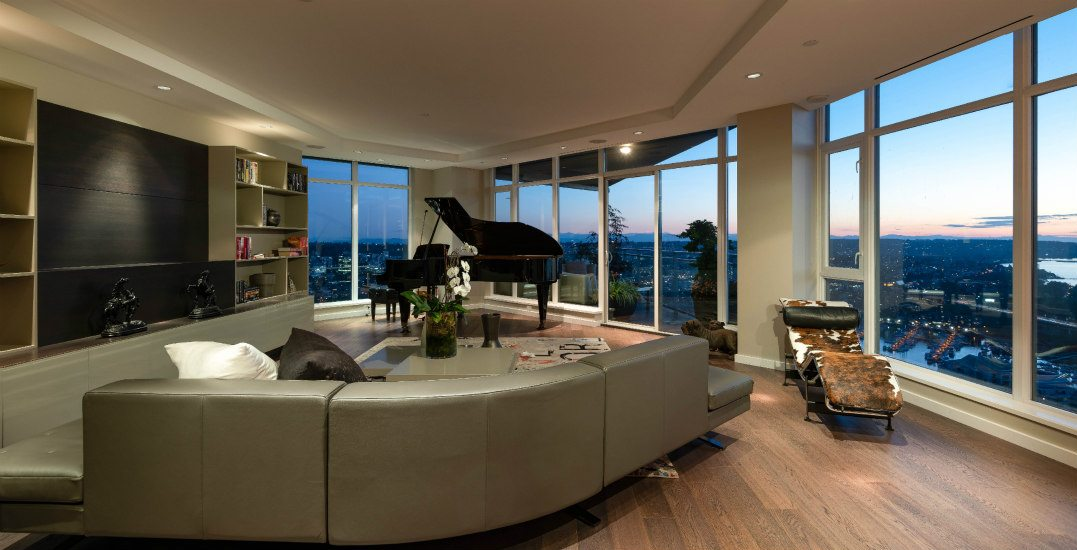A look inside: This $6.5 million Vancouver sub-penthouse has views for days