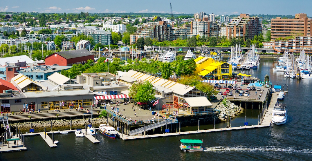 Federal government provides $17 million in emergency funding to Granville Island