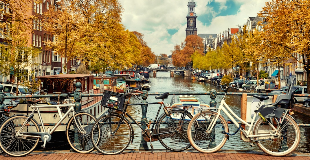 You can fly from Calgary to Amsterdam for $625 this summer