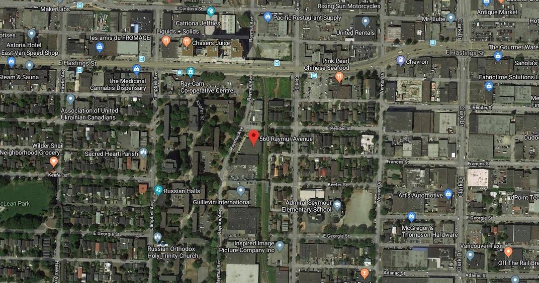 560 Raymur Avenue Vancouver