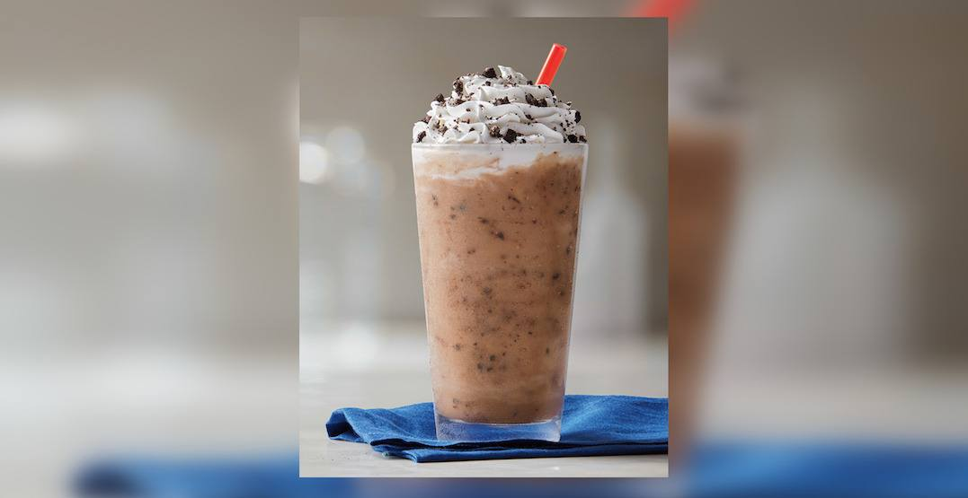 Tim Hortons officially launches Oreo-flavoured Iced Capps