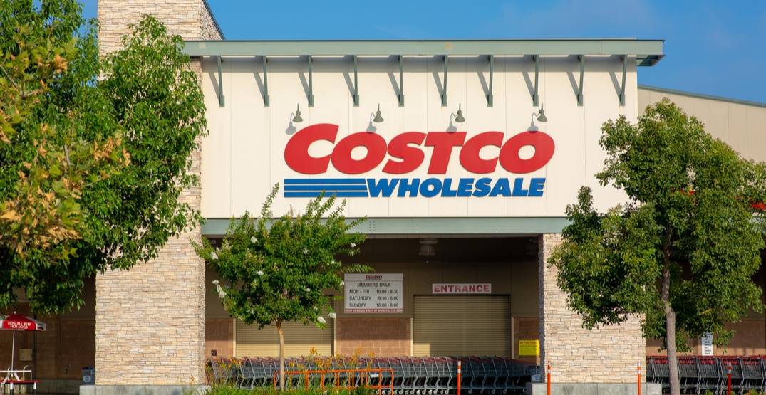 Woman allegedly pulls out machete over Costco parking dispute in BC