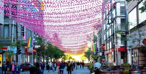 Gay Village's
