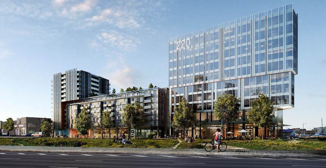 Trifecta of residential, office and industrial coming to Main Street and 1st Avenue corner