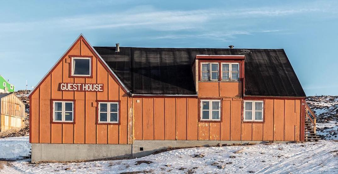 This might be the most remote (and hardest to pronounce) hotel on Earth